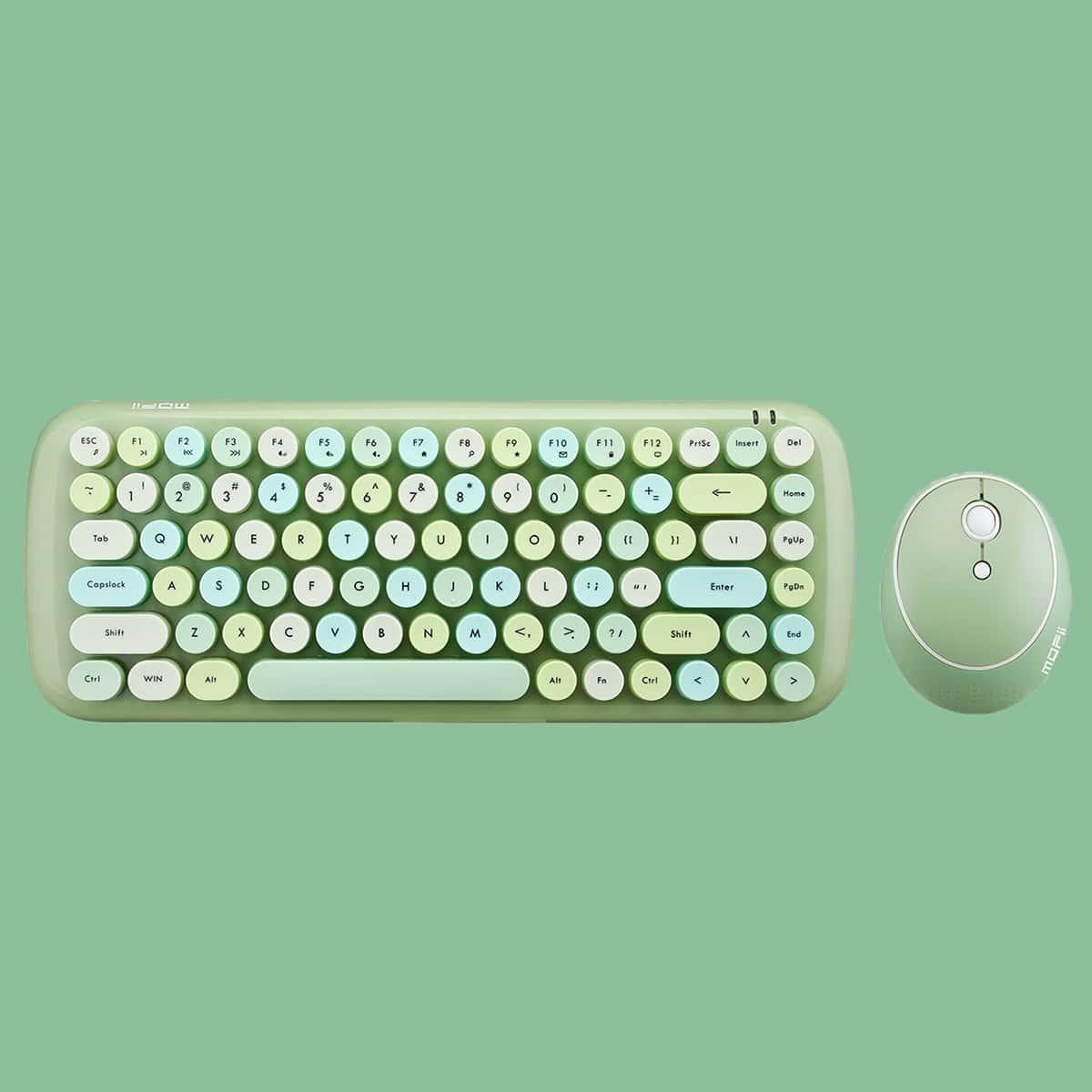 2,4G Drahtlose Tastatur- und Mauskombinationen