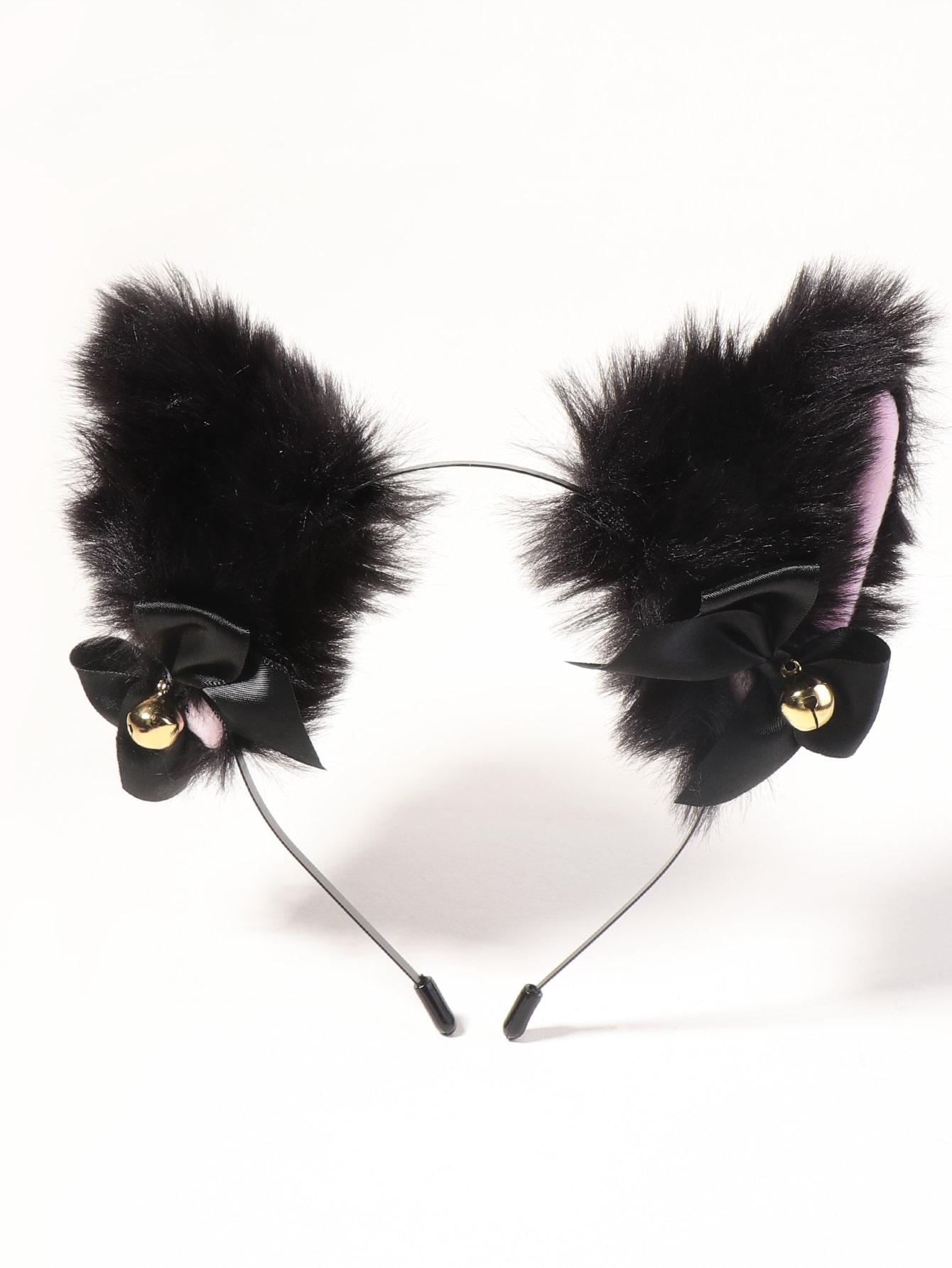 Fluffy Ear Design Headband