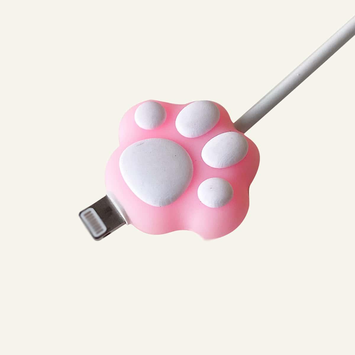 Протектор для кабеля передачи данных в форме кошачьего когтя