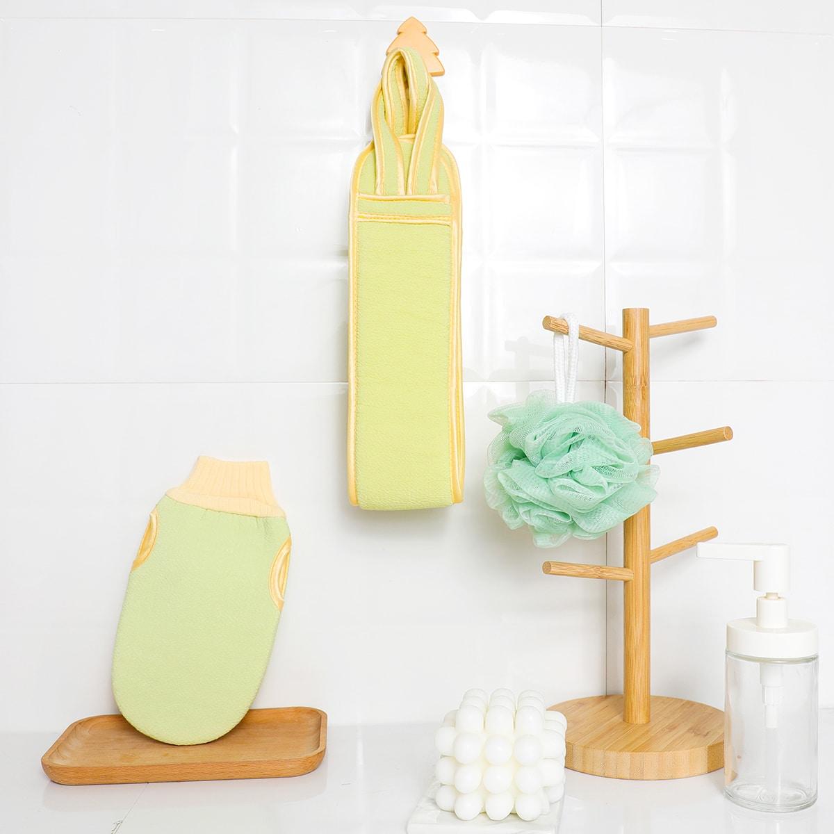 Мочалка-перчатка Аксессуары для ванной