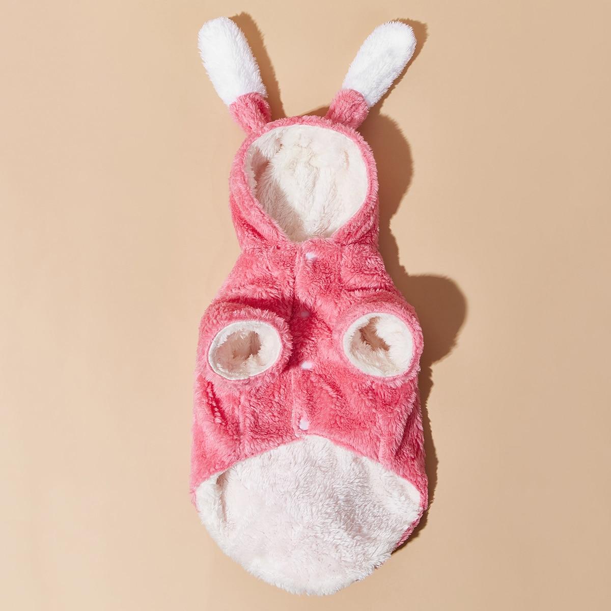 Rabbit Design Pet Coat