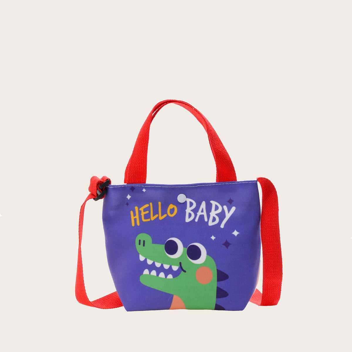 SHEIN / Kids Cartoon Graphic Satchel Bag