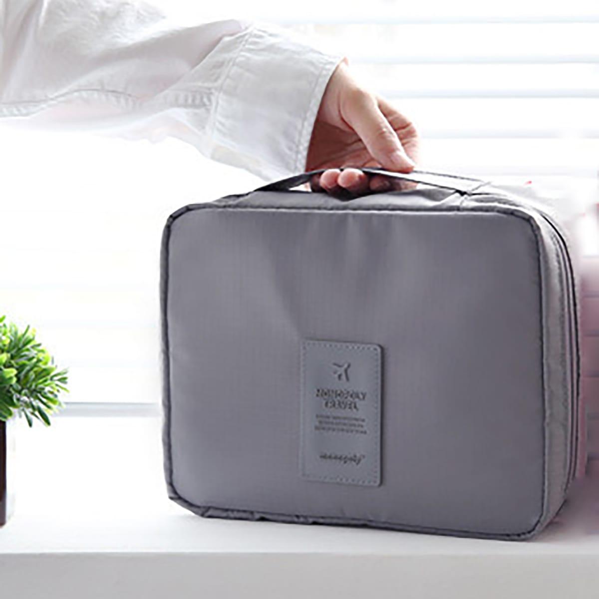 1шт портативная дорожная сумка для хранения