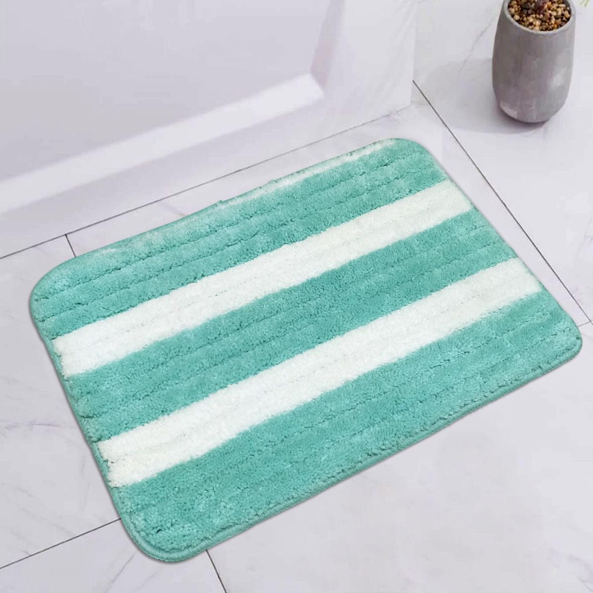 Bodenmatte mit Streifen Muster