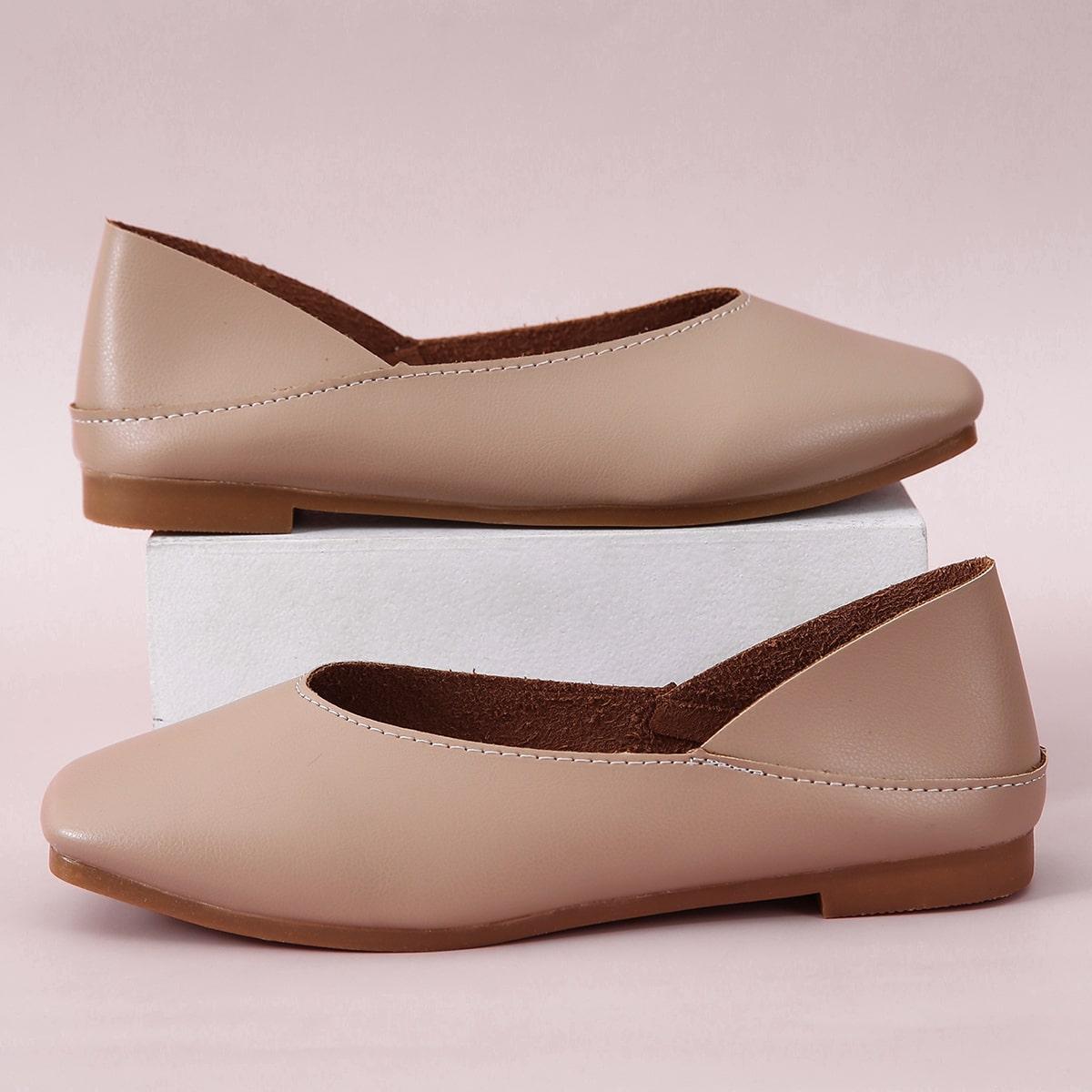 Zapatillas de ballet de punta cuadrada