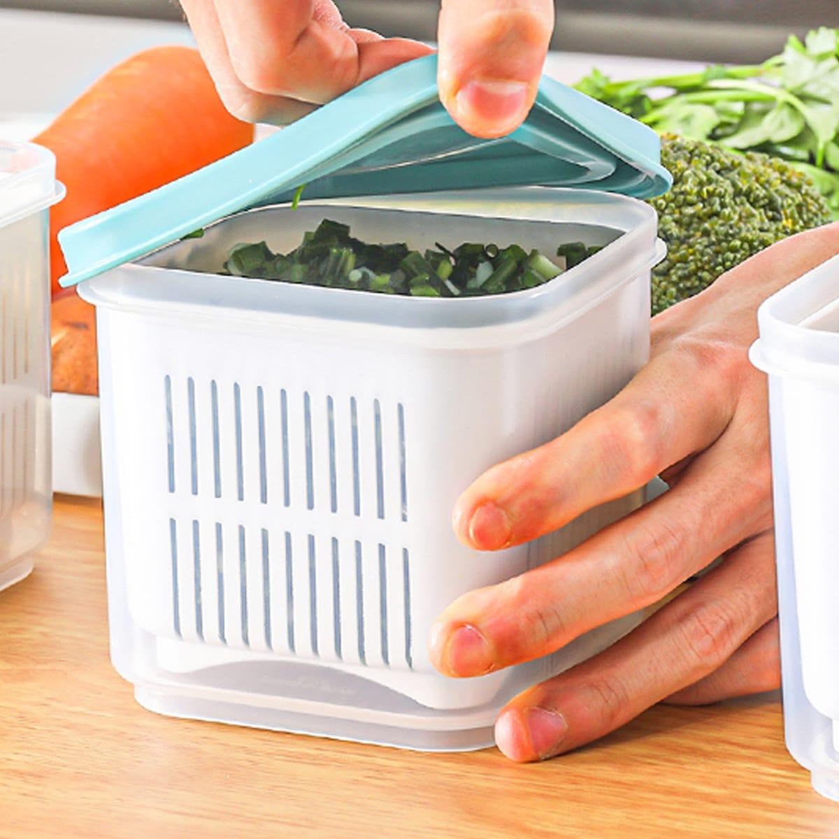 1шт случайная уплотнительная коробка для пищевых продуктов