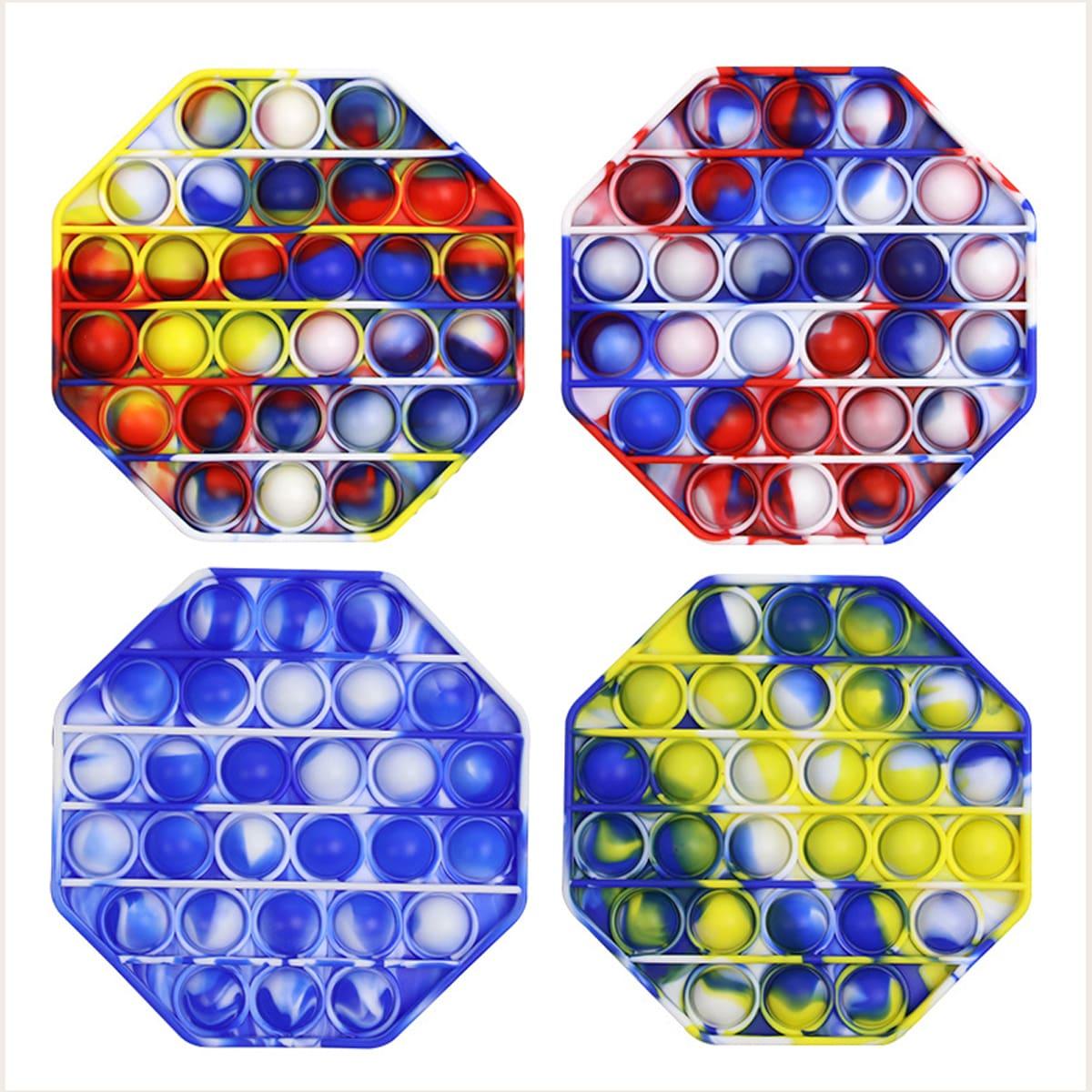 1шт случайная игрушка-пузырь для декомпрессии