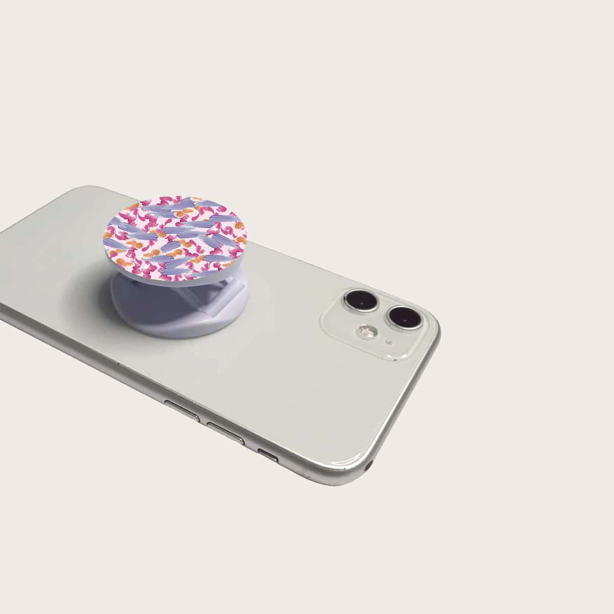 Painted Stand-Out Phone Grip