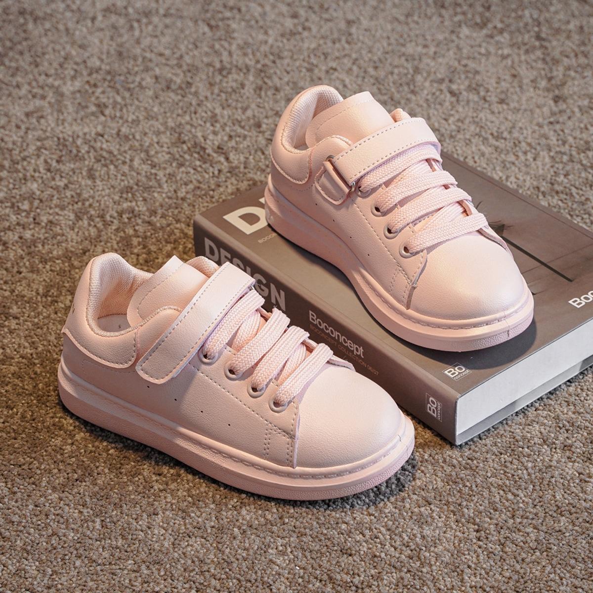 Обувь на липучке для девочек от SHEIN