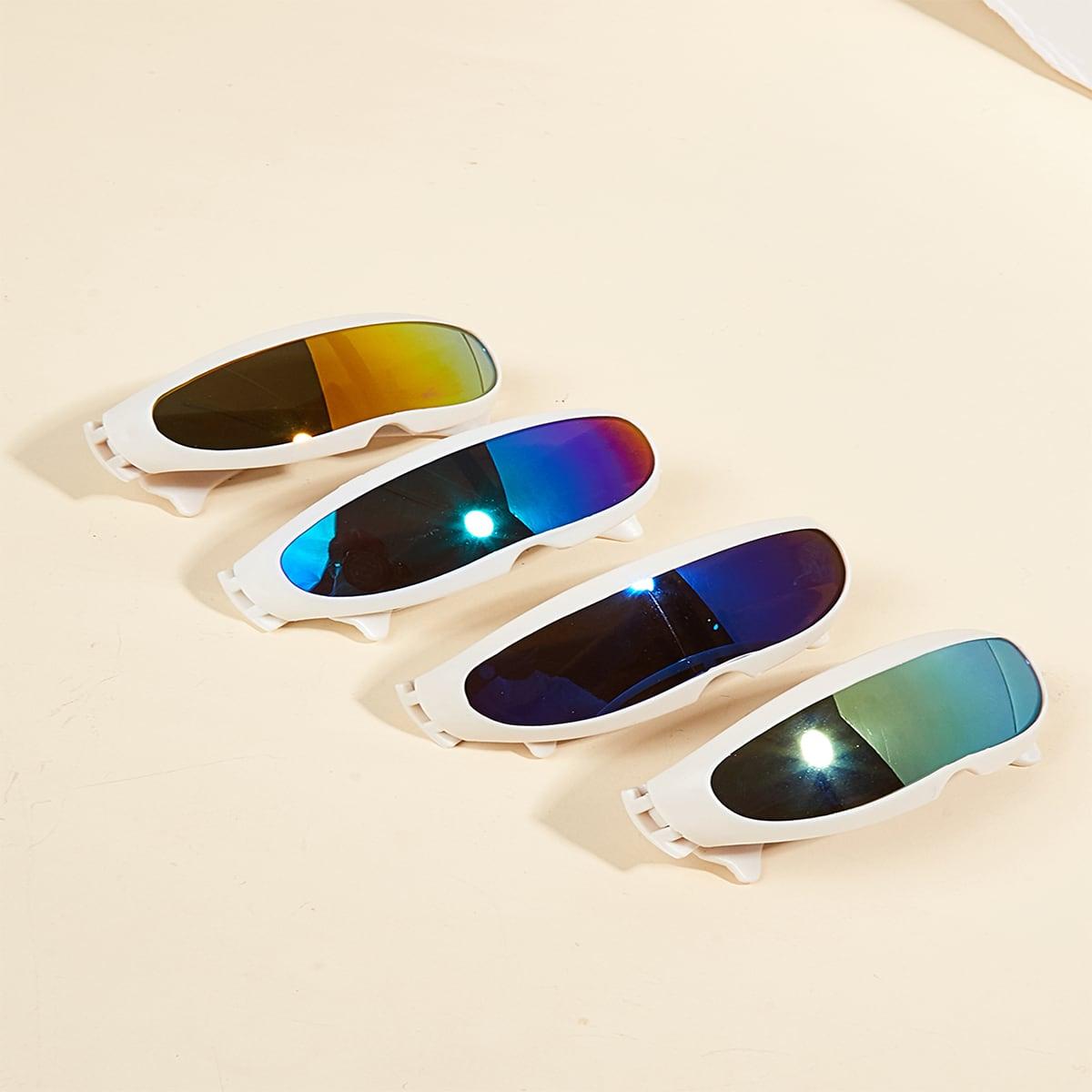 1 paio occhiali per animale domestico colore causale