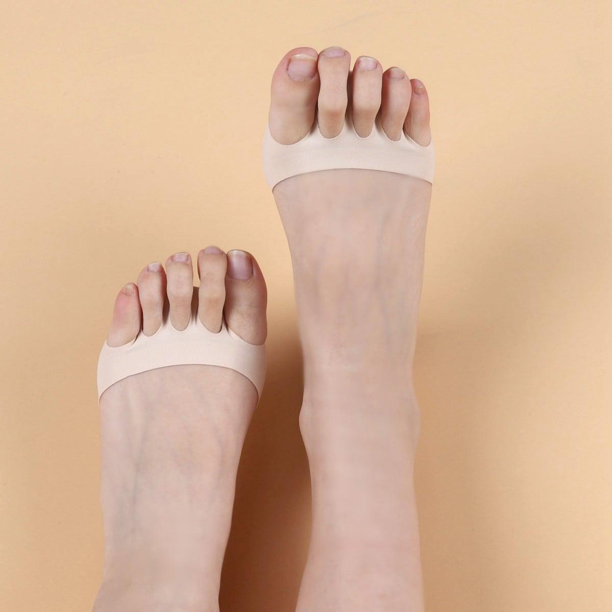 1 par almohadillas para los pies