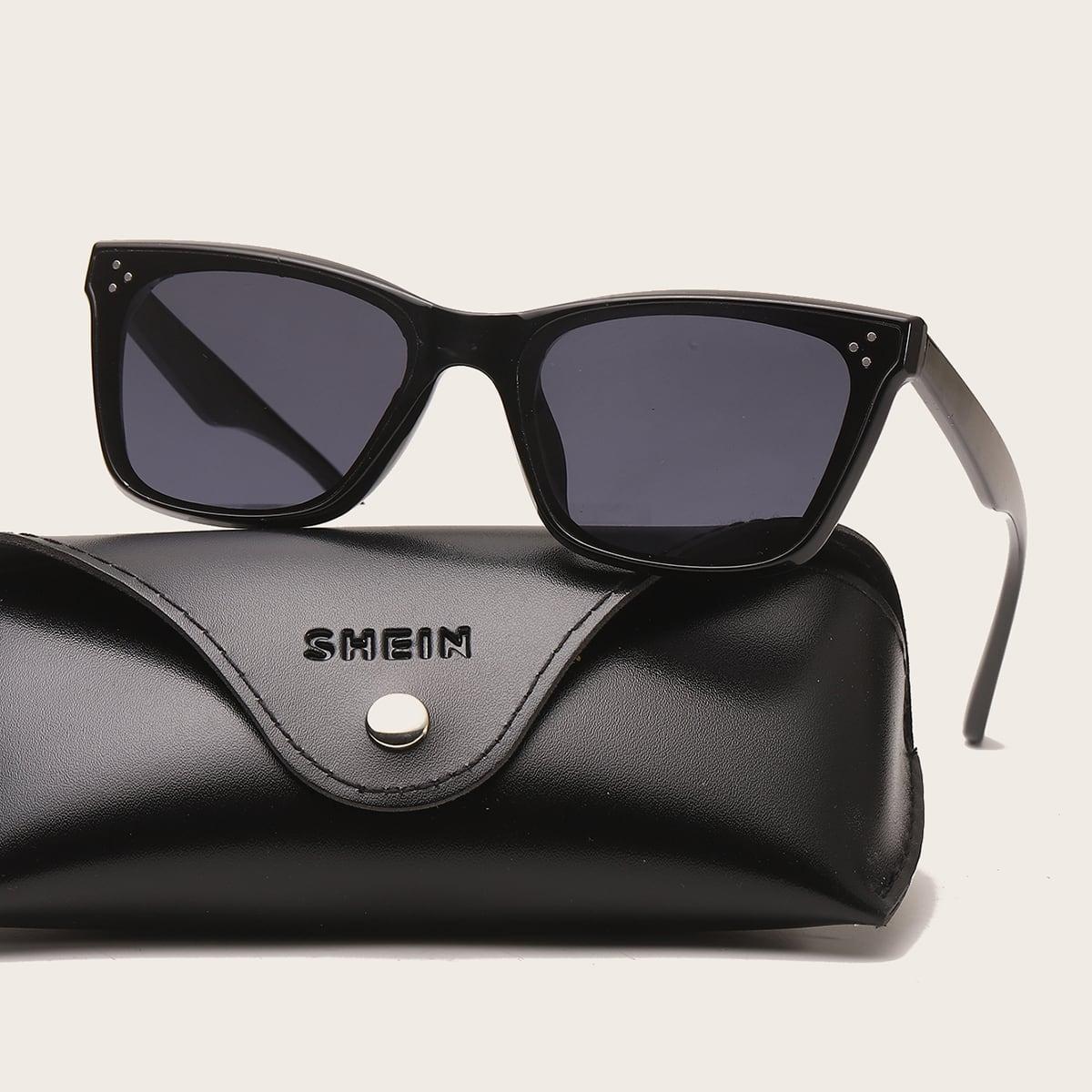 SHEIN Mannen minimalistische zonnebril