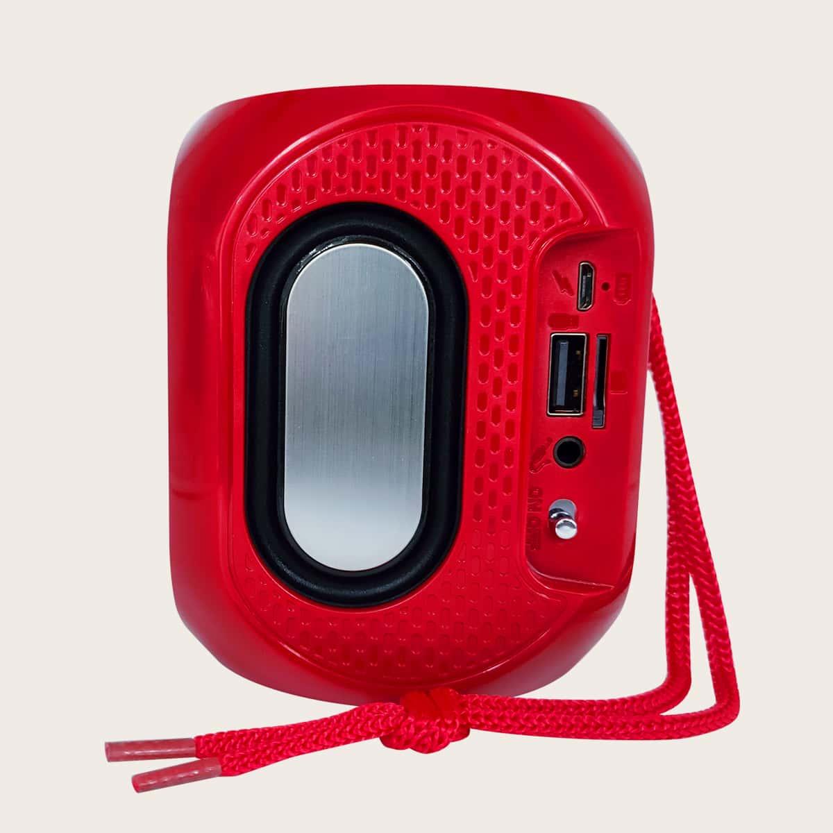 Tragbarer drahtloser Bluetooth-Lautsprecher