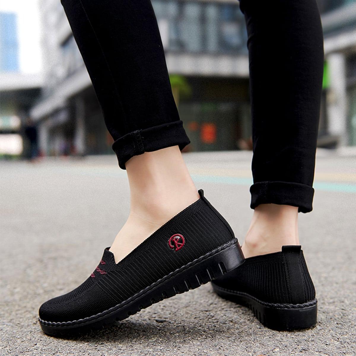 SHEIN Sport Gestreept Sneaker