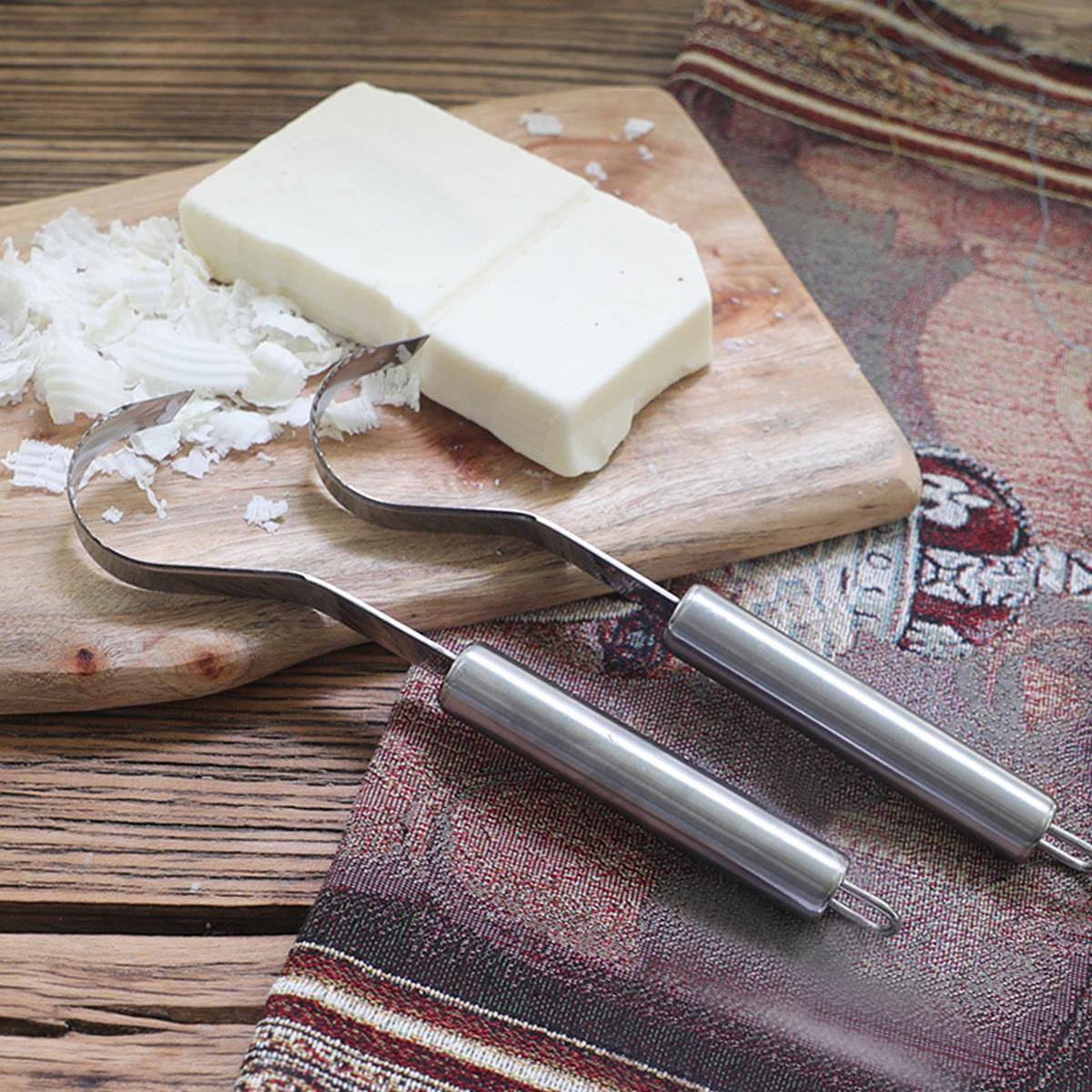 1pc Stainless Steel Shaving Knife