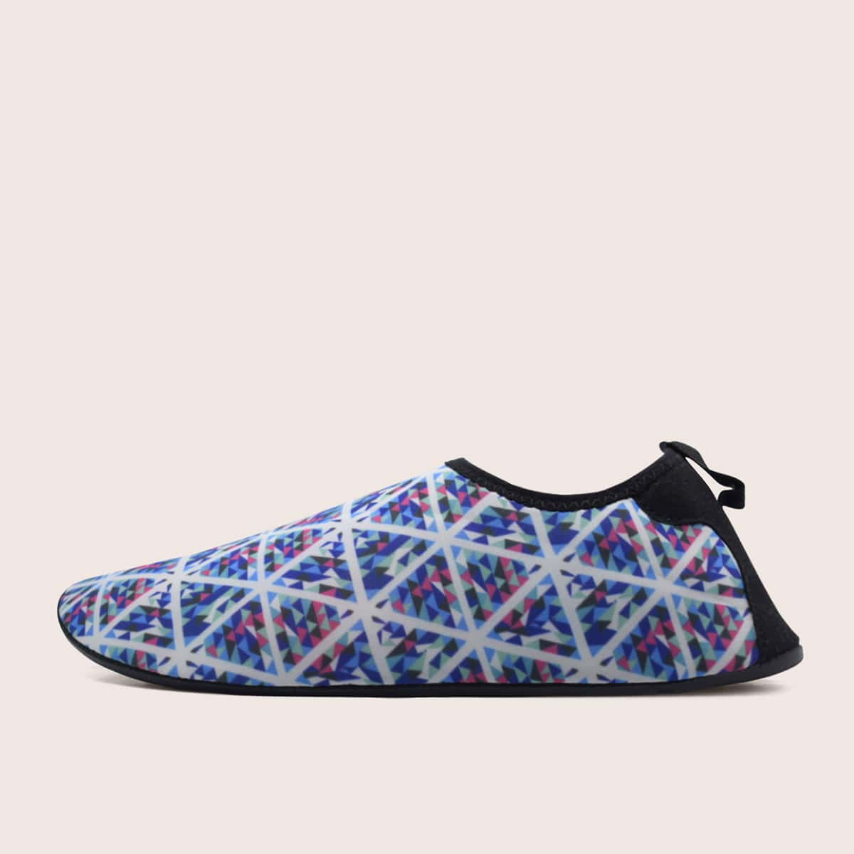 SHEIN Geometrisch Sneaker man