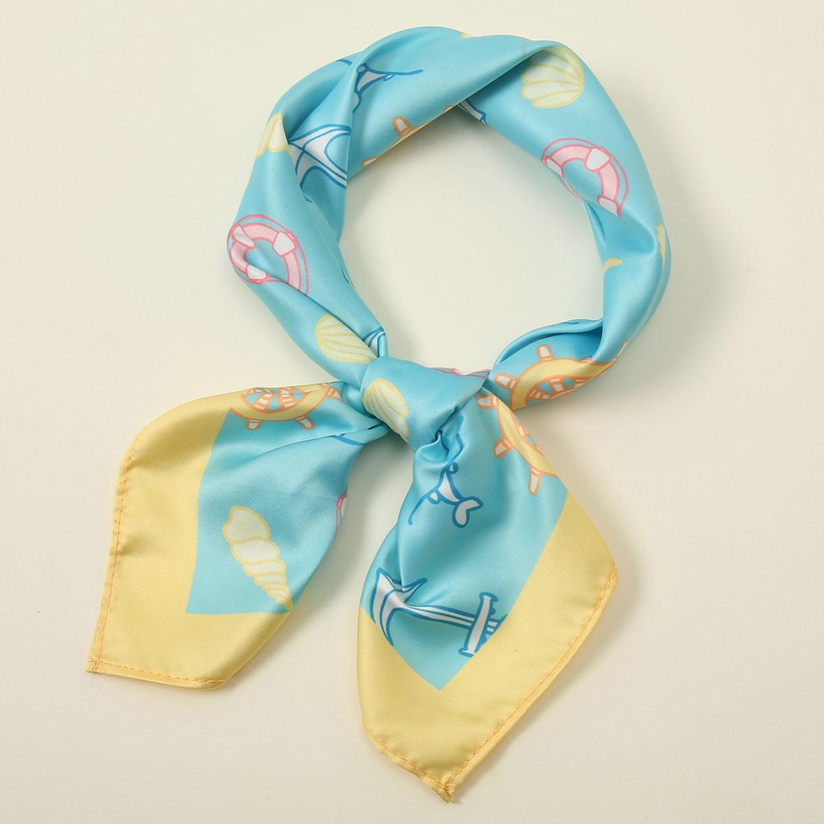SHEIN Anker sjaal