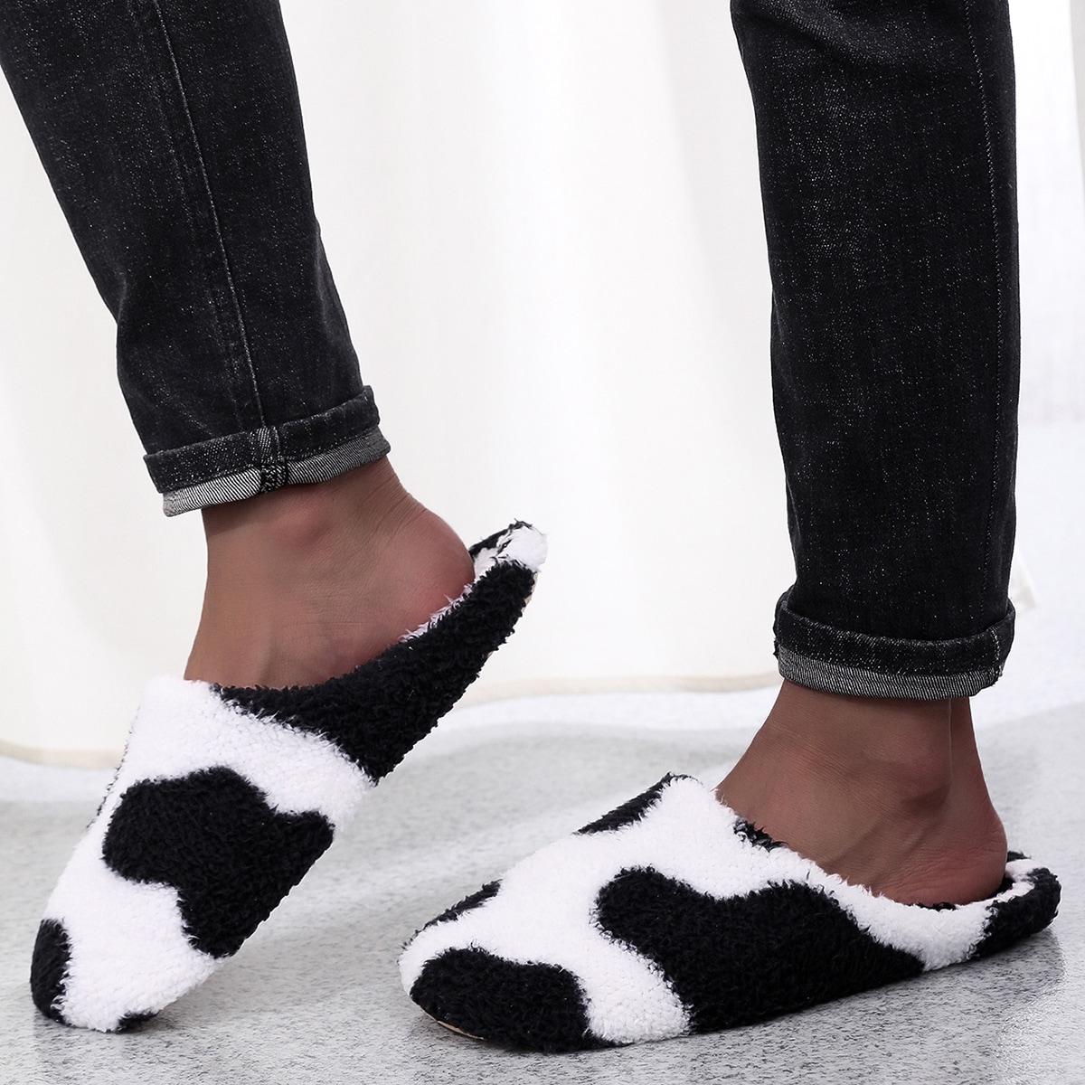 SHEIN Dieren Heren slippers