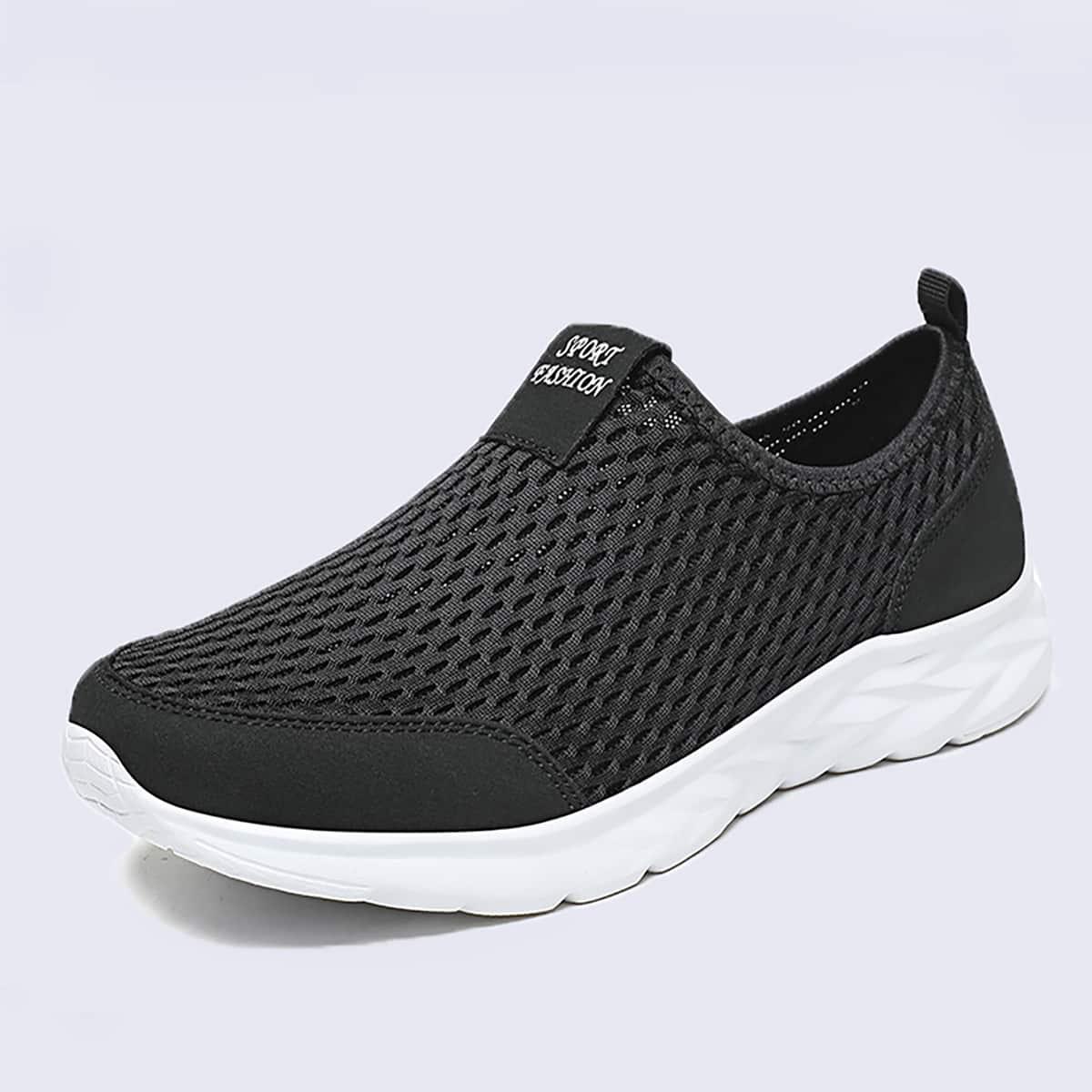 SHEIN Tekst Sneaker man