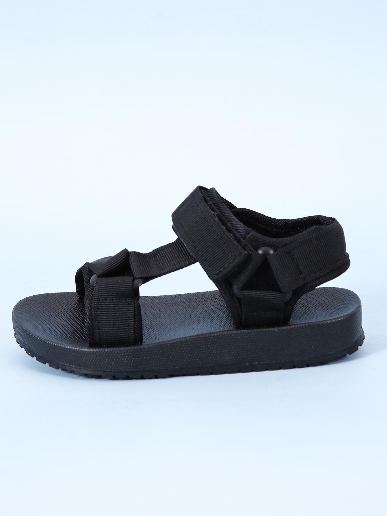 Boys Minimalist Velcro Strap Sport Sandals