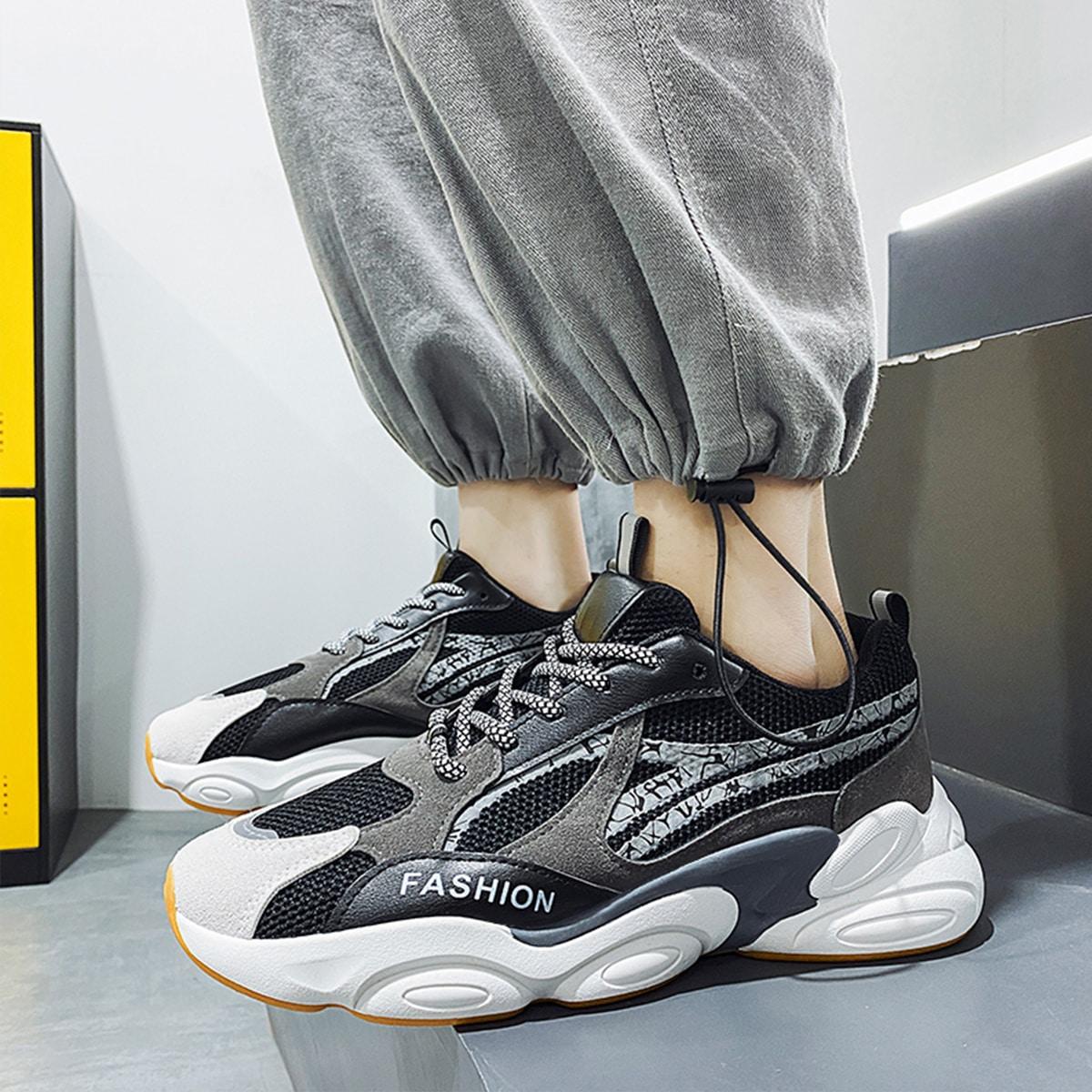 أحذية رياضية رجالية رسالة تخريم