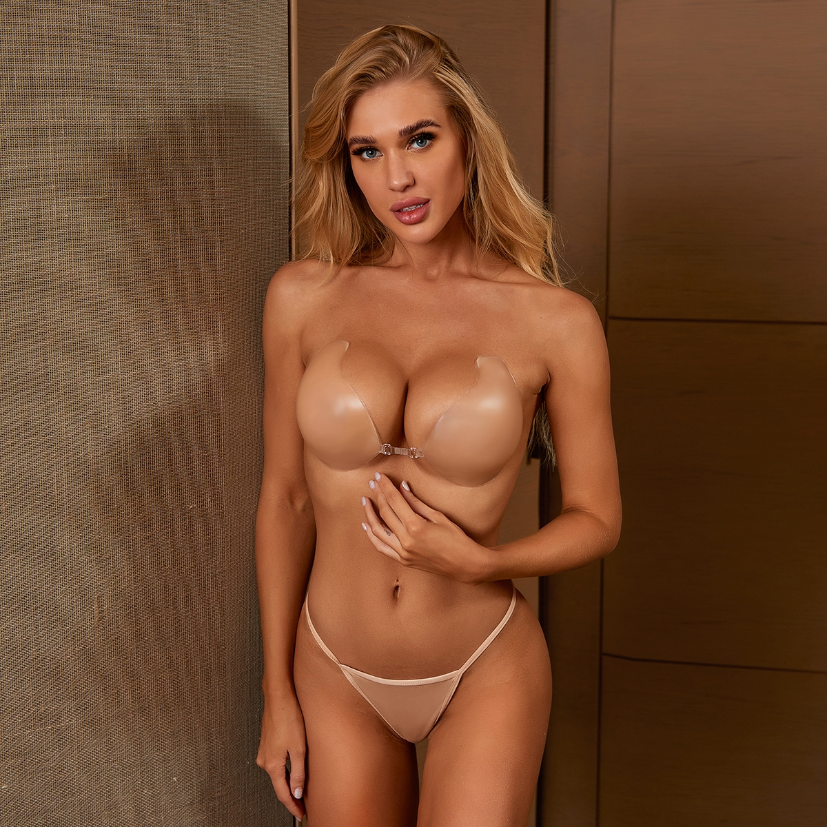 1pair Silica gel Nipple Cover