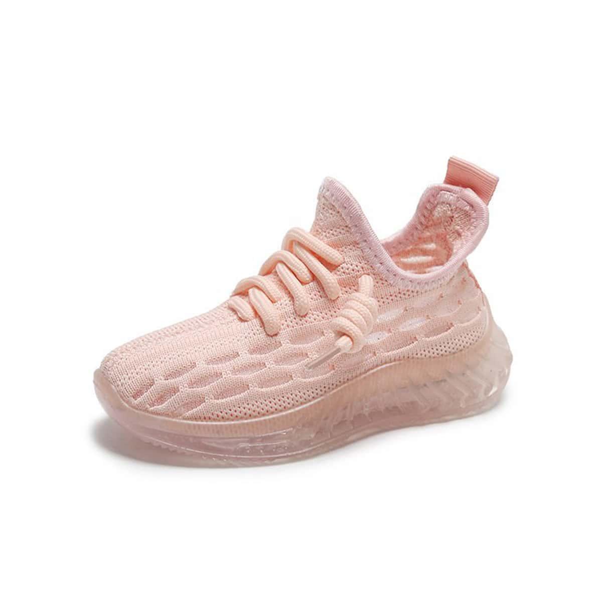 для девочек Обувь со шнурком спортивный от SHEIN