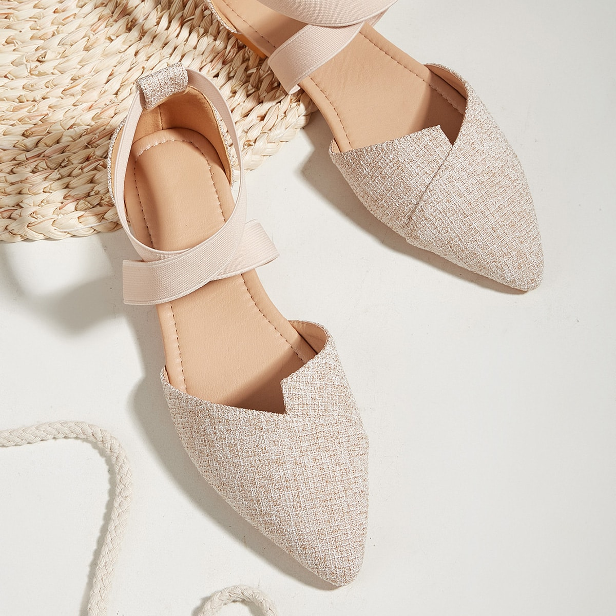 Chaussures plates minimaliste