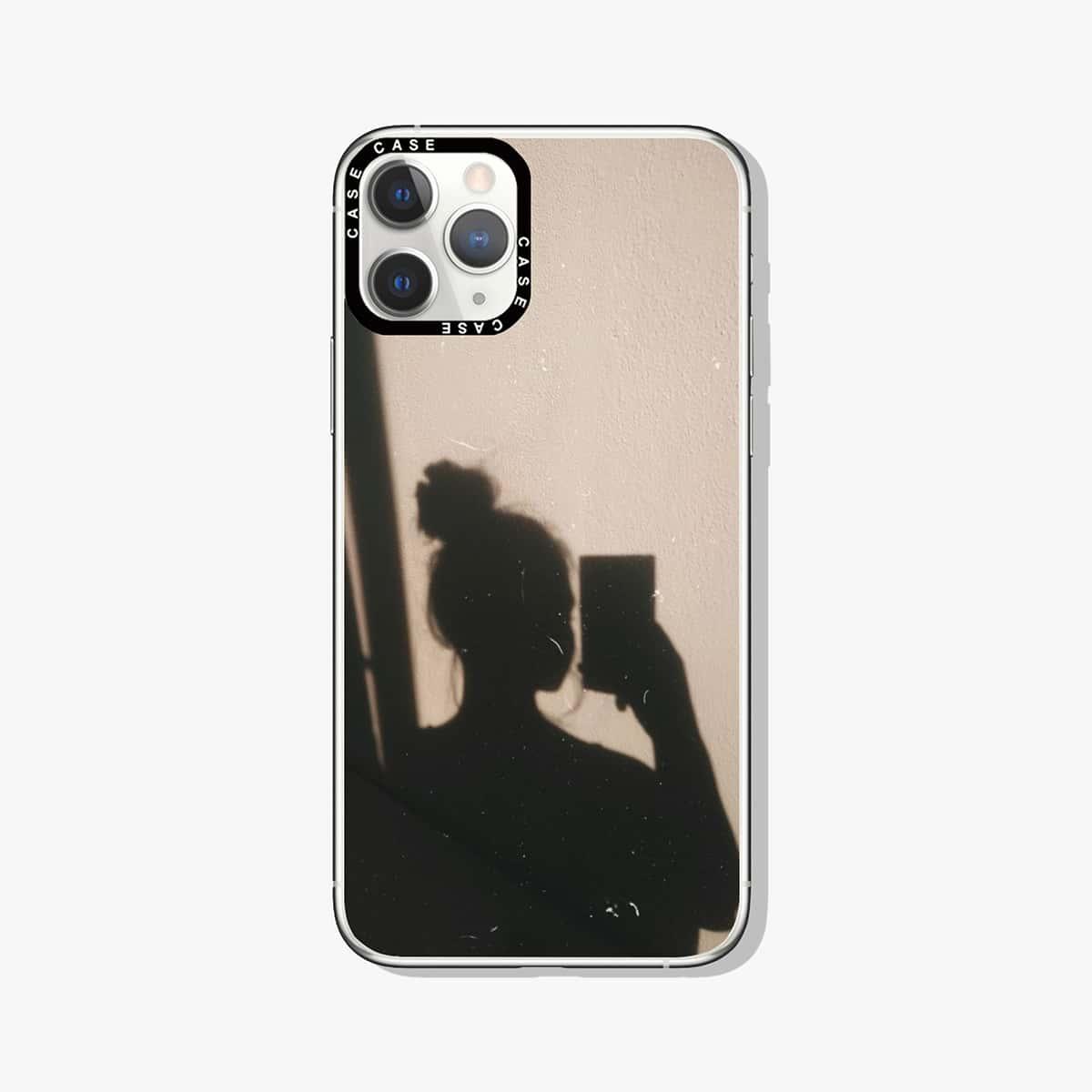 Чехол для телефона с узором тени