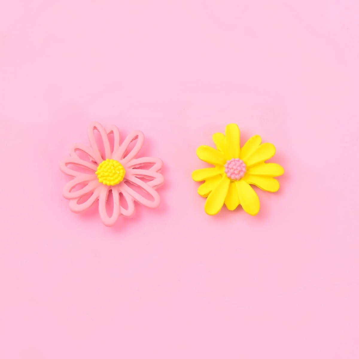 цветы Детские Серьги