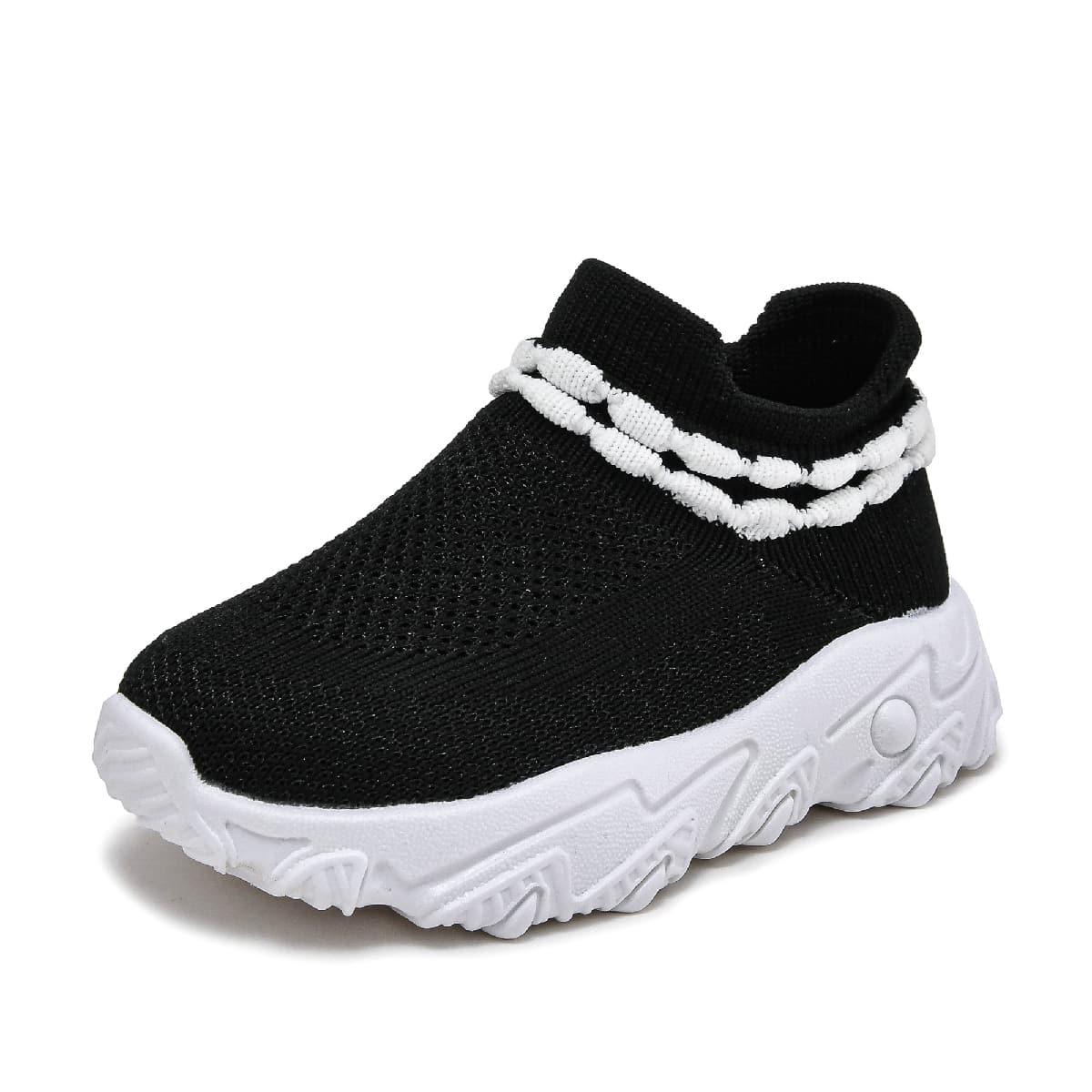 Минималистские кроссовки для девочек от SHEIN
