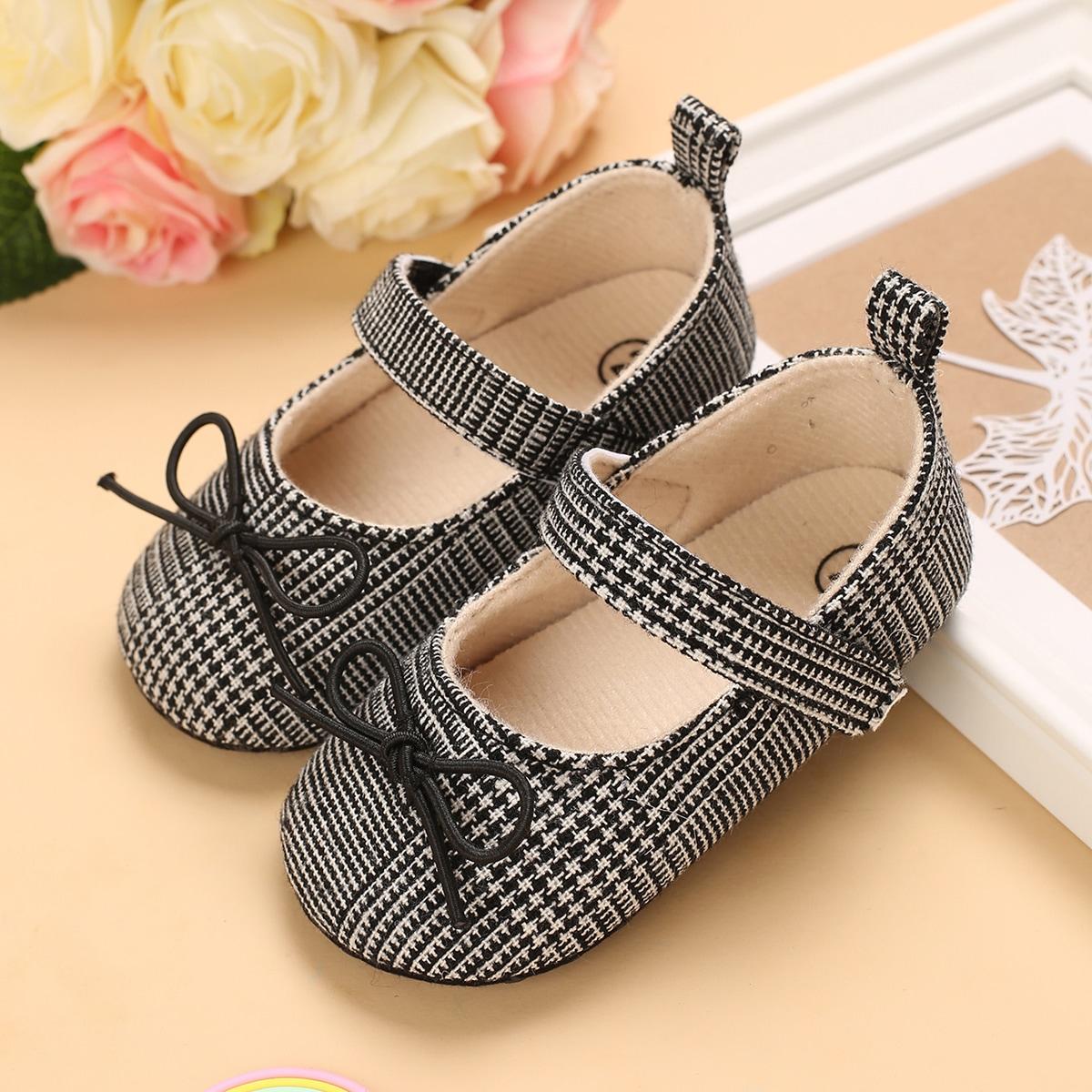 Zapatos planos para bebé mary Jane