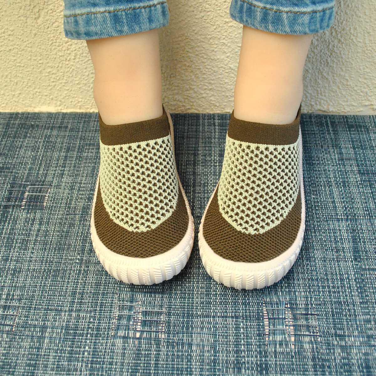 Zapatos deportivos para niños pequeños Liso