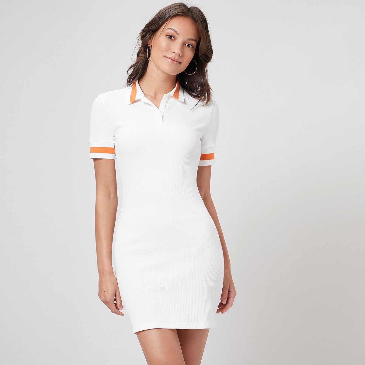 Облегающее платье SheIn swdress07210129702