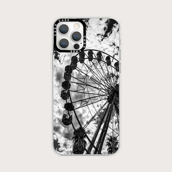 Ferris Wheel Phone Case, Multicolor