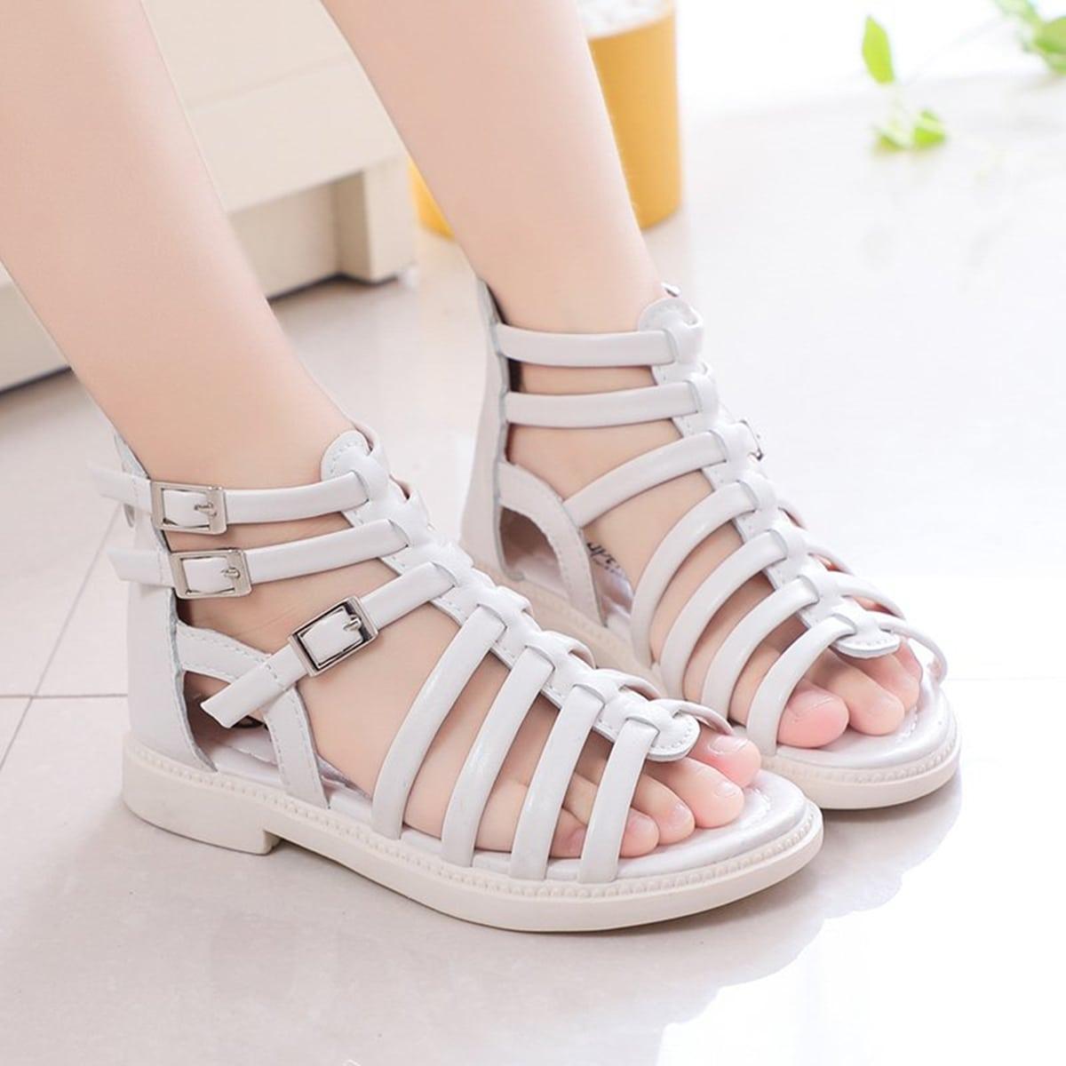 Минималистичные сандалии для девочек SheIn skshoes25210429240