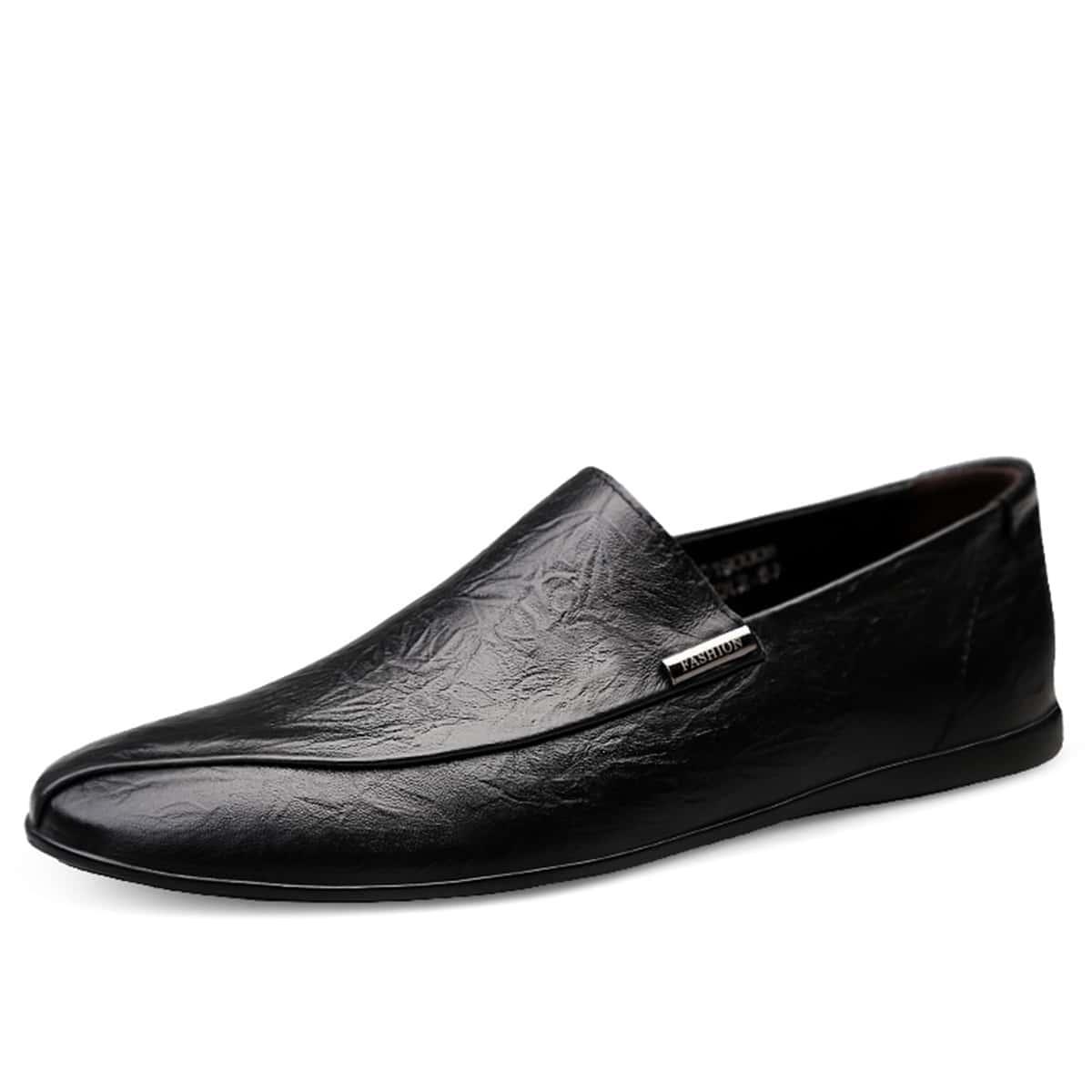 أحذية بدون كعب رجالية