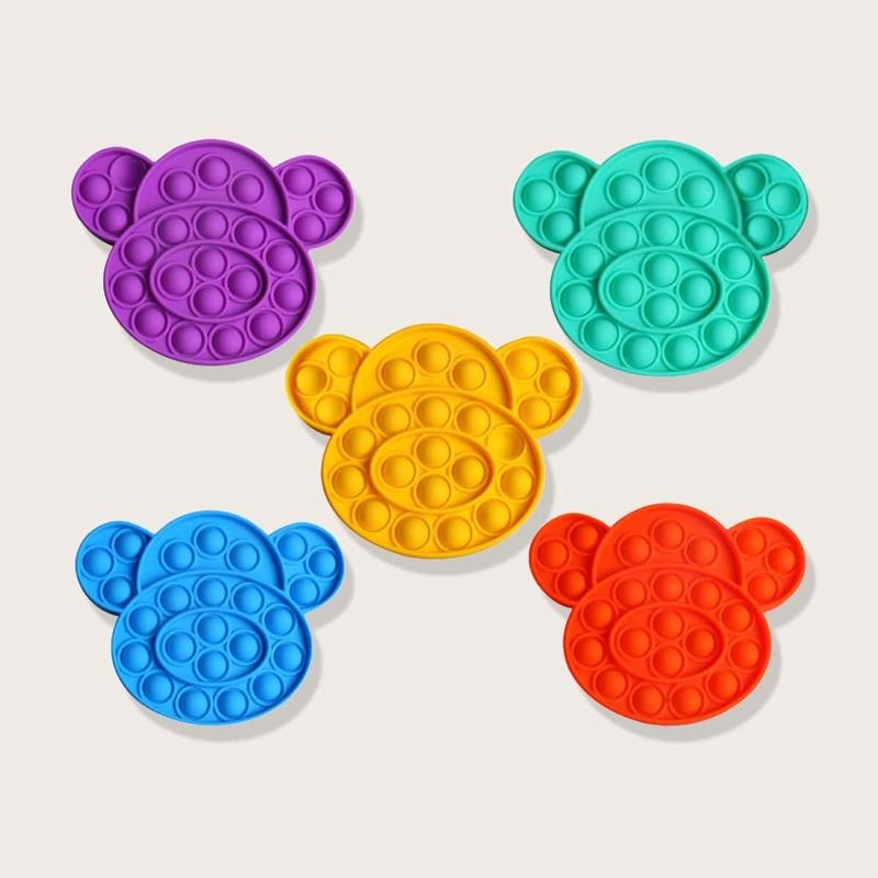 1pc Random Stress Relief Toy, Multicolor