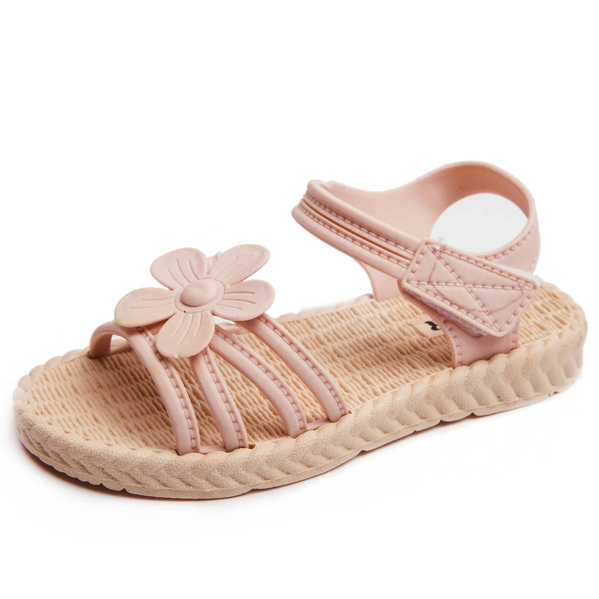Girls Floral Decor Sandals, SHEIN  - buy with discount