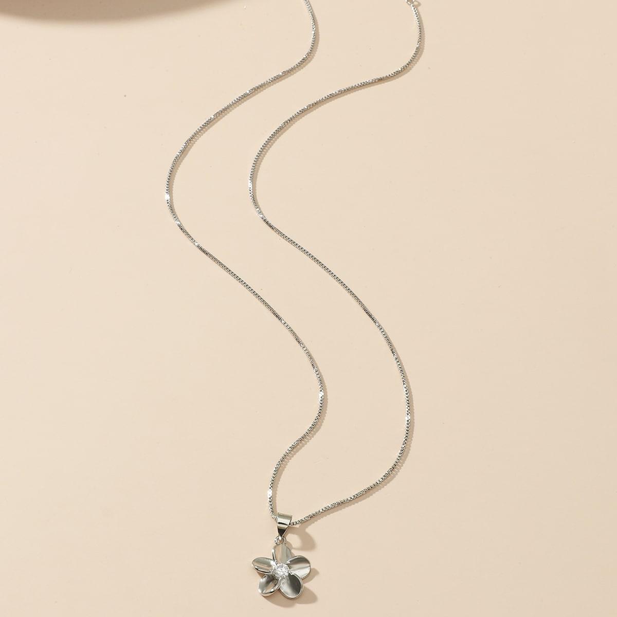 цветы Изысканные ожерелья