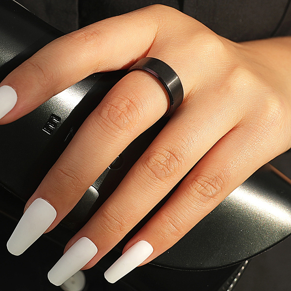 Simple Round Ring, SHEIN  - buy with discount