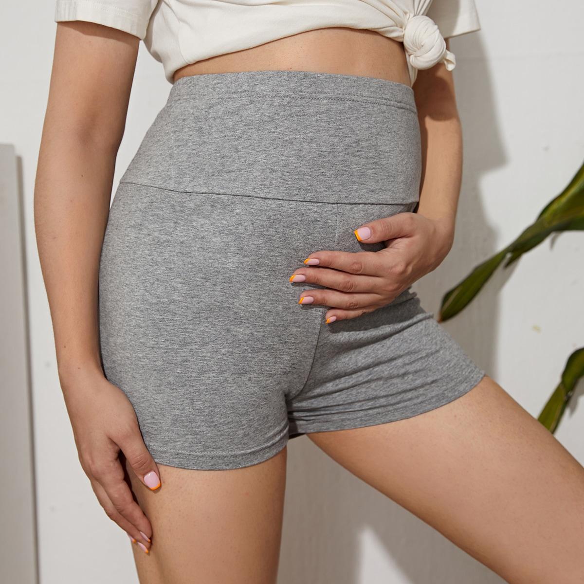 Байкерские шорты для беременных