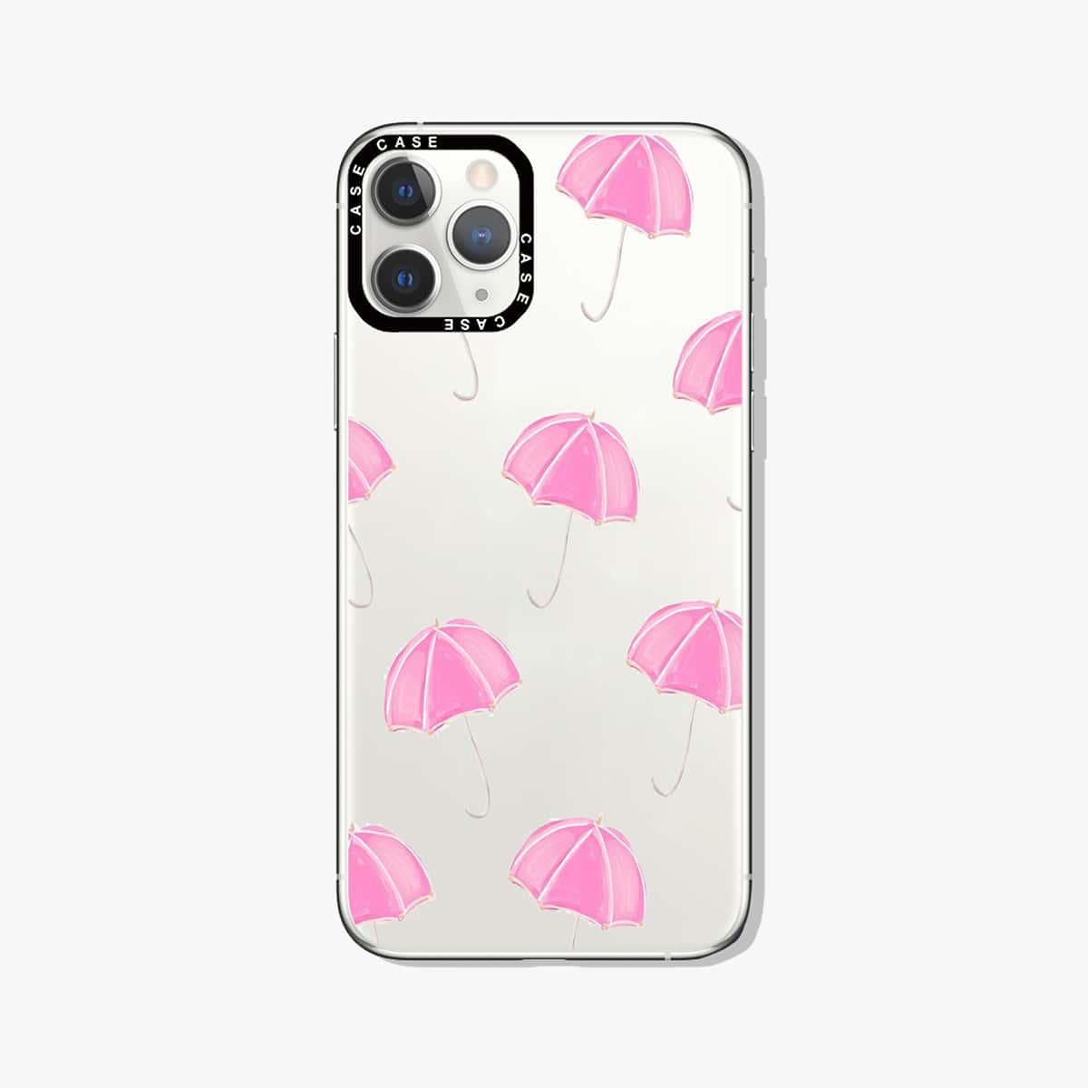Umbrella Pattern Phone Case