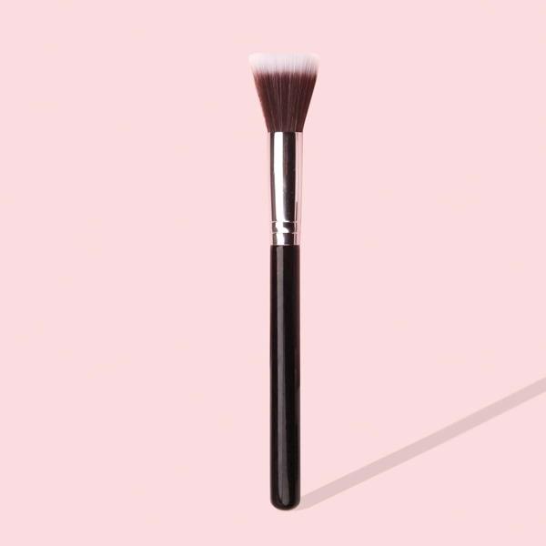 1pc Highlight Brush, Black