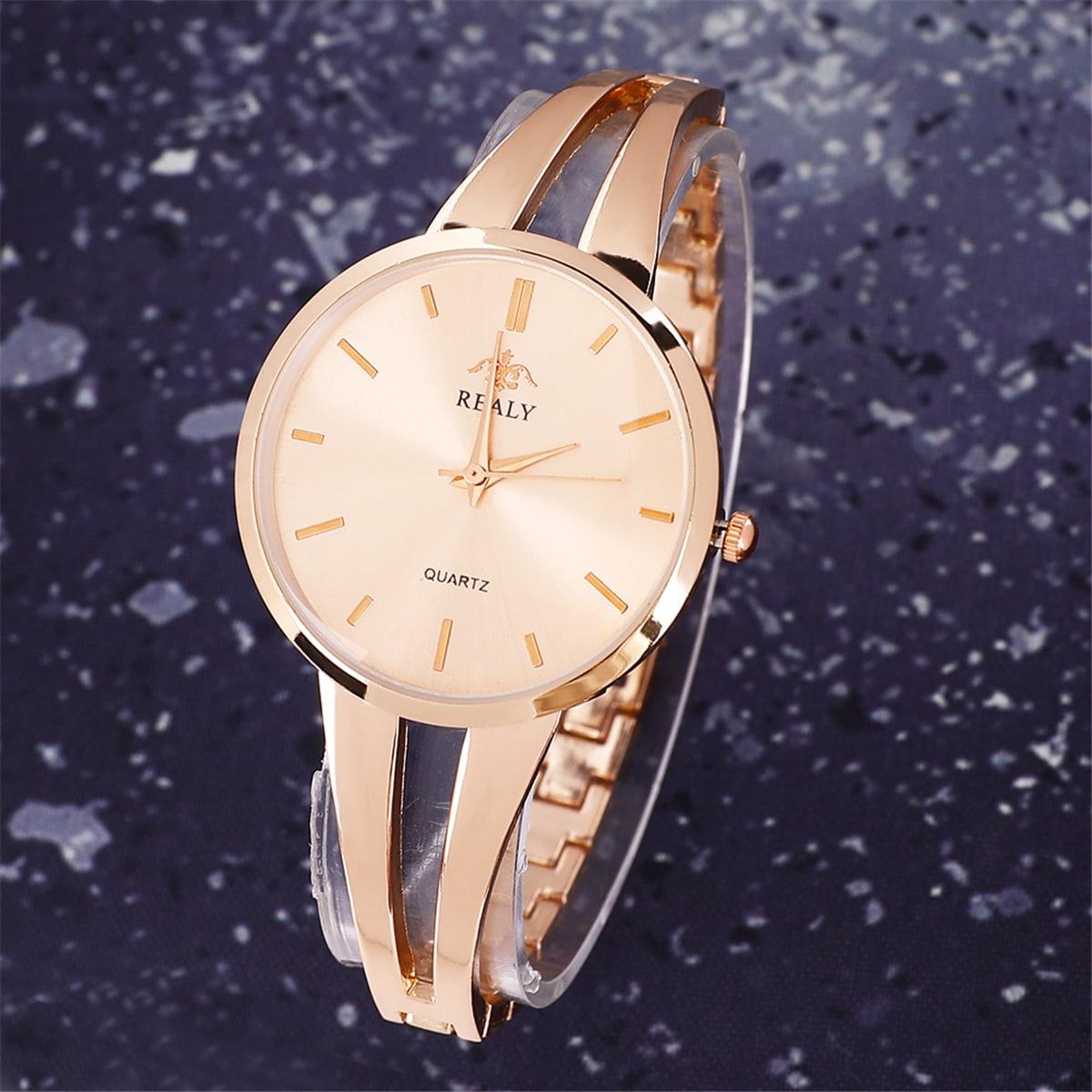 Reloj Oro rosa Casual