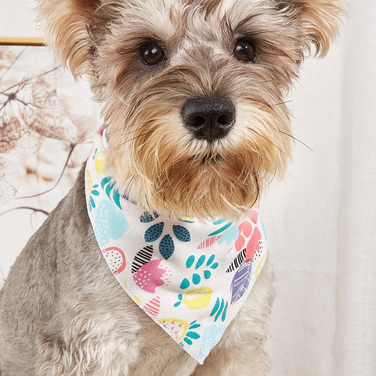 Pañuelos para Mascotas Bufanda Floral