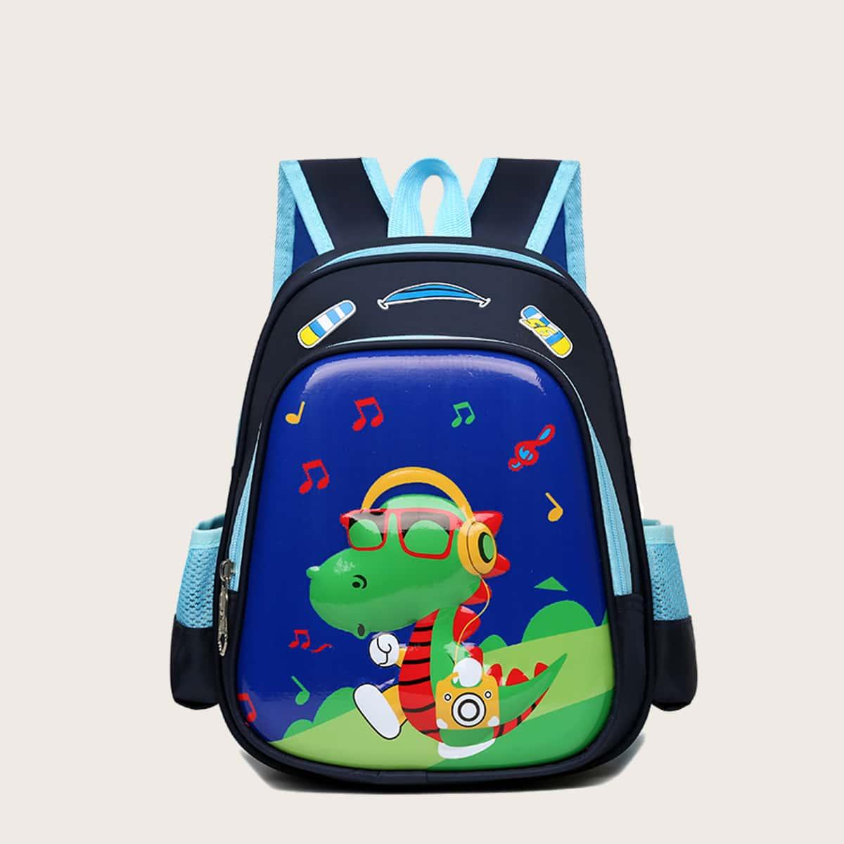 Детский Рюкзак с принтом динозавра SheIn skbag18210519036