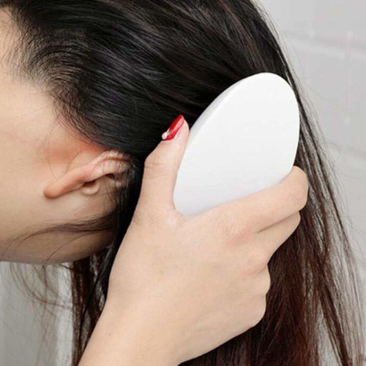 1pc Plain Shampoo Brush