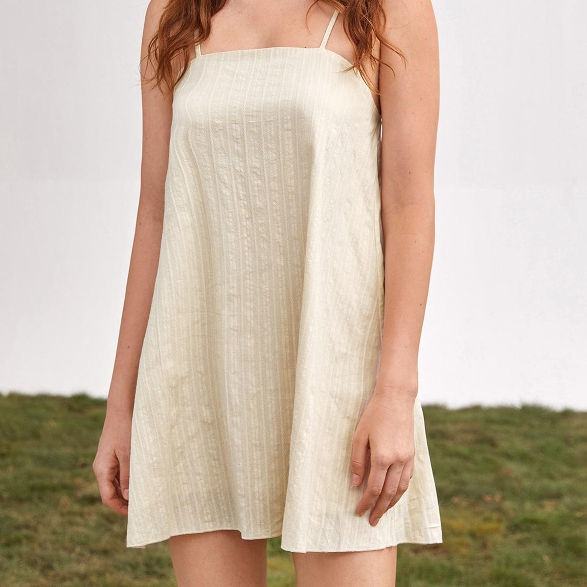 Платье на бретелях SheIn swdress25210426417