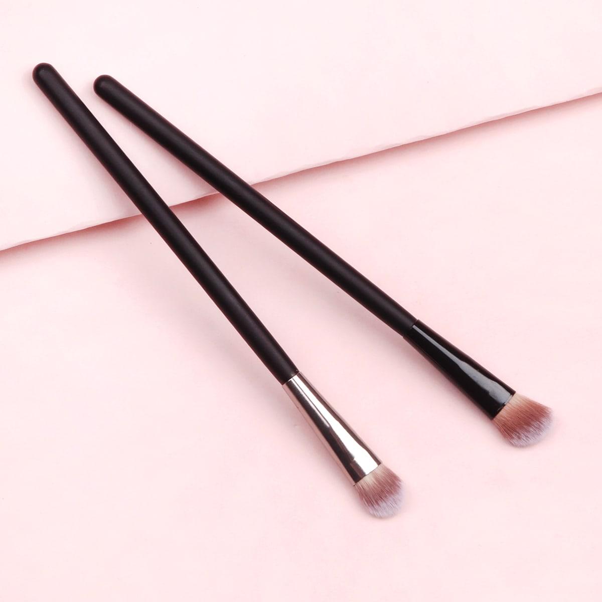 2pcs Eyeshadow Brush Set